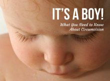 It's a Boy! What You Need to Know About Circumcision