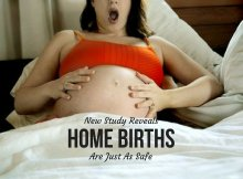 New Study Reveals Home Births Are Just As Safe