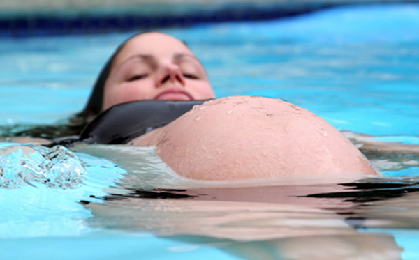 Pregnancy Swimming