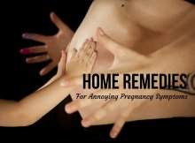 Home Remedies For Annoying Pregnancy Symptoms