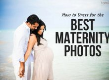 How to Dress for the Best Maternity Photos