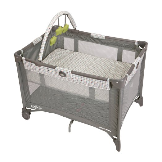 pack n play, baby registry