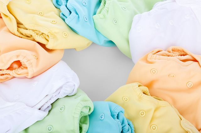 cloth diapers, third trimester preparation