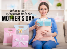 What to get a pregnant Wife for Mother's Day