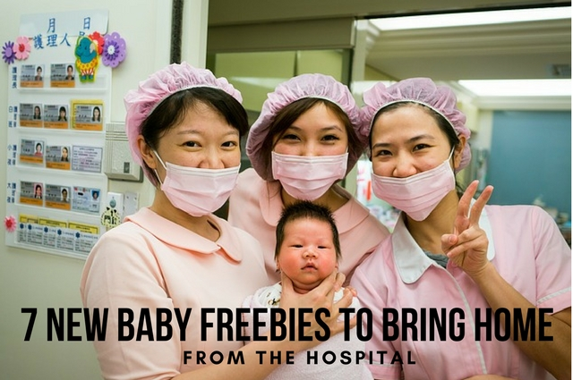 7 NEW BABY FREEBIES TO BRING HOME FROM THE HOSPITAL