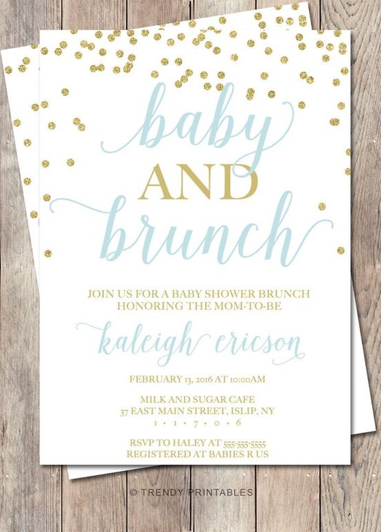 Baby Shower Etiquette, Baby Shower Invitation Ideas