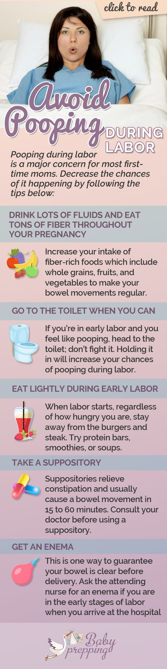 How to Avoid Pooping During Labor | Labor | Labor and Delivery | Labor Tips | Labor Preparation | Labor Day | Due Day | Birth | Childbirth | Giving Birth #labor #delivery #childbirth #tips