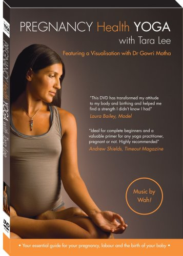Tara Lee yoga during pregnancy