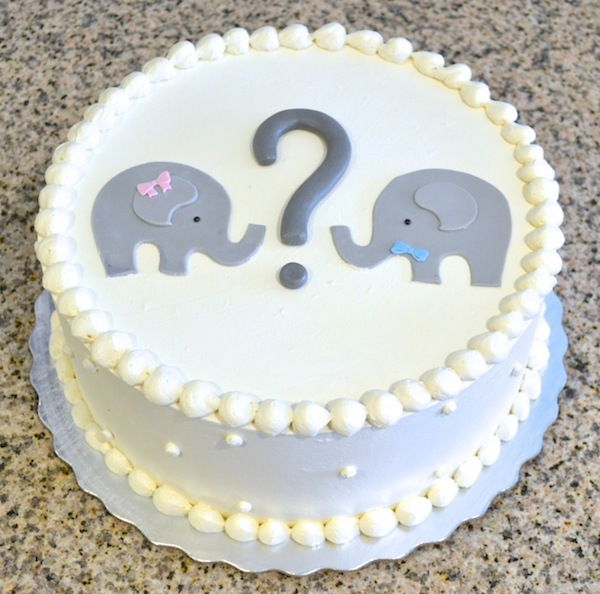 How To Make An Elephant Cake Out Of Cupcakes