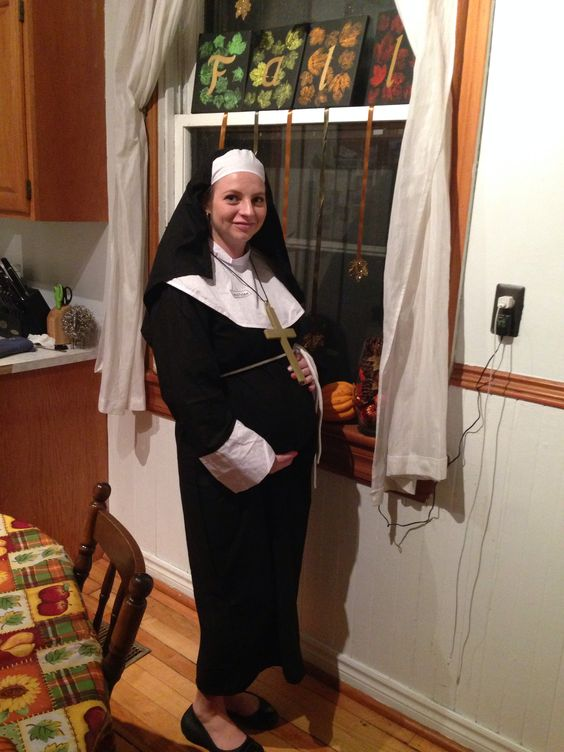 Cute Pregnancy Costumes, Pregnant Halloween Costumes, Funny Pregnancy Costumes