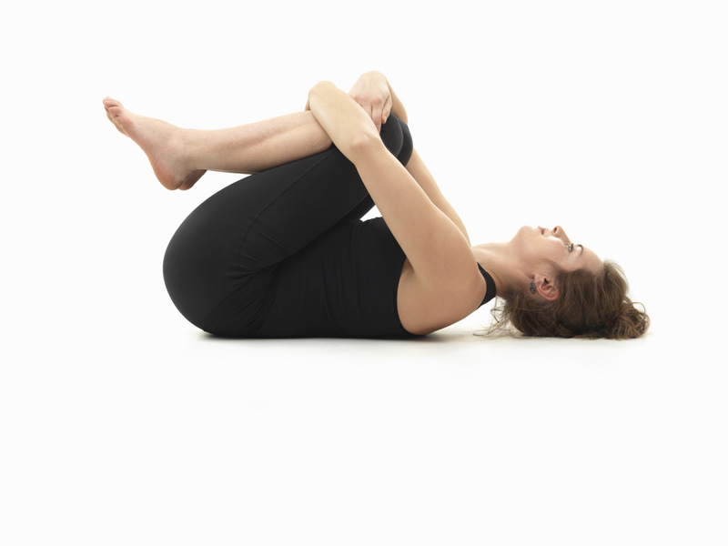 relieving constipation during pregnancy is the Wind-Relieveing Pose