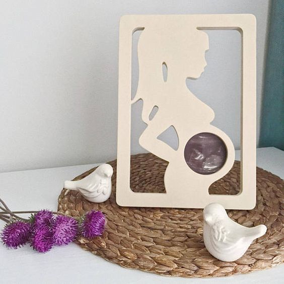 Valentines Day Gifts For A Pregnant Wife Gift Ideas Ultrasound Frame