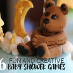 6 FUN AND CREATIVE BABY SHOWER GAMES