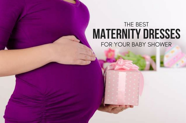 caccddccb76c0 The Best Maternity Dresses For Your Baby Shower | Babyprepping.com