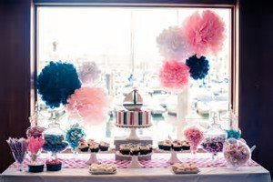 WHAT ABOUT A NAUTICAL GIRL BABY SHOWER?