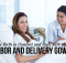 GIVE BIRTH IN COMFORT AND STYLE WITH THESE LABOR AND DELIVERY GOWNS