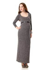 What to Wear to a Baby Shower in Fall - Grey Dress