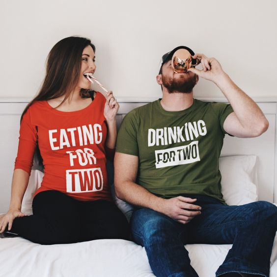 Funny T-Shirts, Pregnancy, Maternity, Daddy-to-be