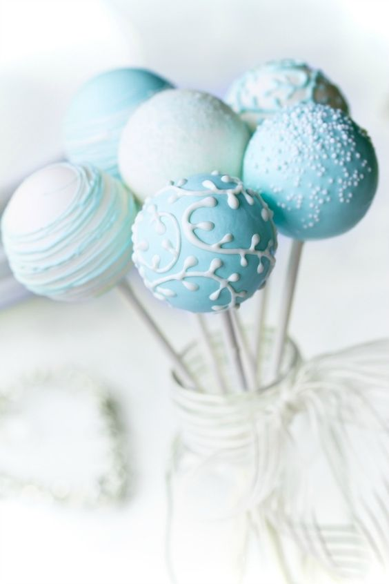 Cake Pops, Baby Shower Food Ideas, Candy