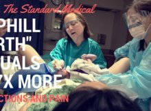 """Why the Standard Medical """"Uphill Birth"""" Equals 4.7X More C-Sections and Pain"""