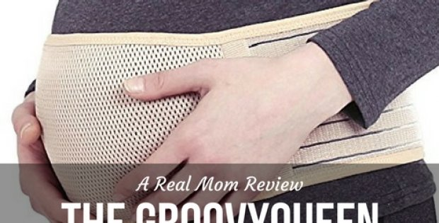 THE GROOVYQUEEN MATERNITY BELT – A REAL MOM REVIEW (1)