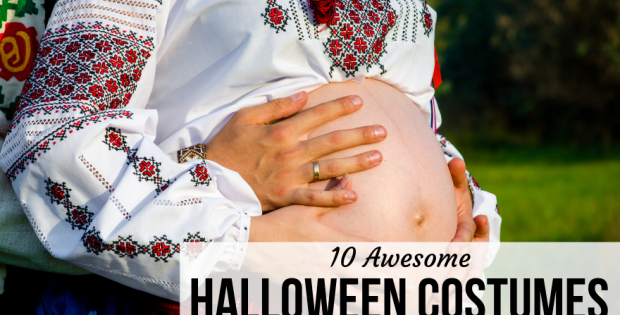 10 Awesome Halloween Costumes for Pregnant Couples