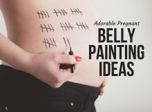 Adorable Pregnant Belly Painting Ideas