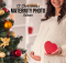 12 Christmas Maternity Photo Ideas