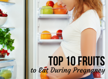 Top 10 Fruits to Eat During Pregnancy