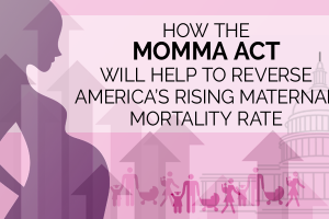 How the MOMMA Act Will Help to Reverse America's Rising Maternal Mortality Rate